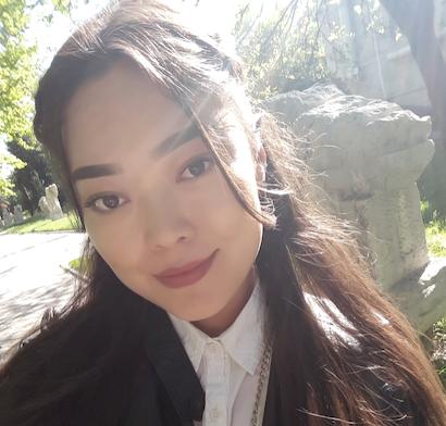Aizhan, 23 Jahre, Kirgistan