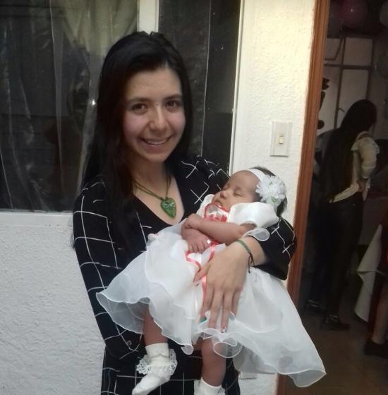 Laura-Sophia, 19 Jahre, Kolumbien