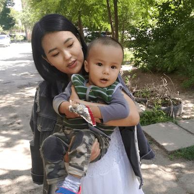Miraida, 22 Jahre, Kirgistan