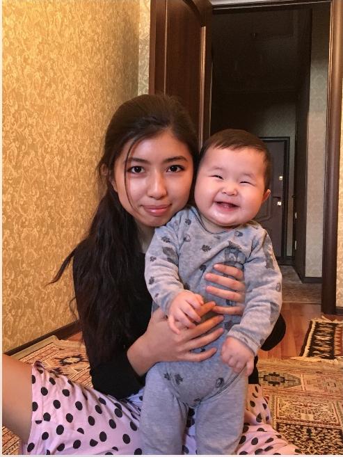 Meerim, 19 Jahre, Kirgisistan
