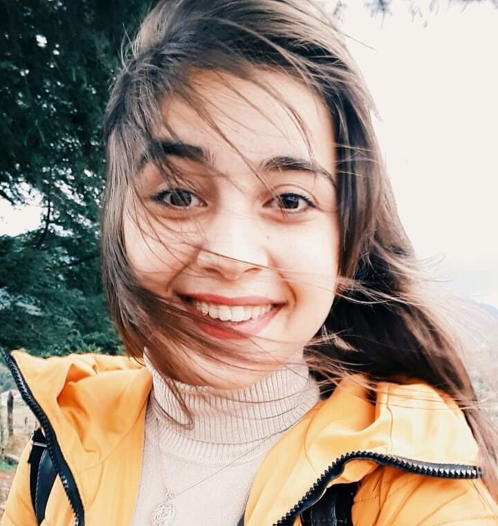 Kristine,  19 Jahre, Georgien