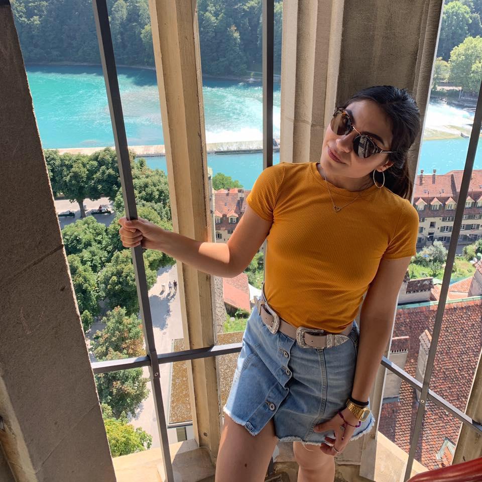 Mariana, 20 Jahre, Mexiko