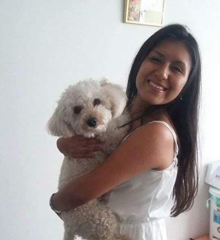 Nancy Andrea, 25 Jahre, Kolumbien